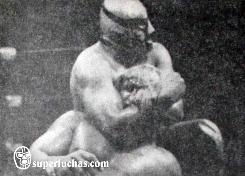 Hulk Hogan vs. Canek