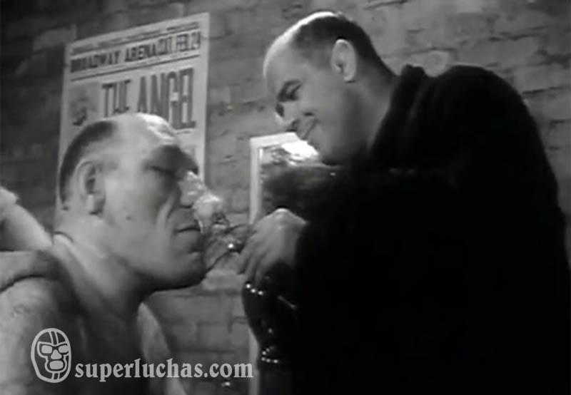 Karl Pojtello y El Ángel Francés