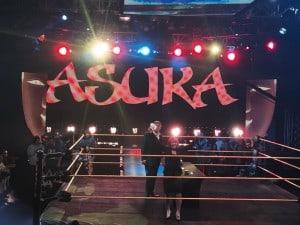 Kana será conocida como ASUKA en WWE 1