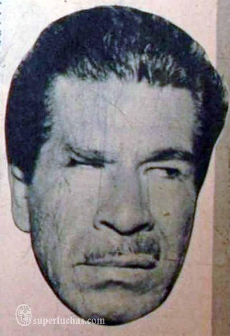 El Cavenario, uno de los más temibles rudos de la lucha libre mexicana