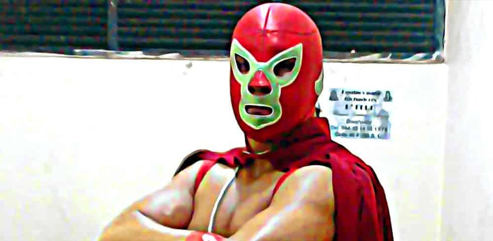 Demonio Rojo: La lucha libre corre por sus venas 1