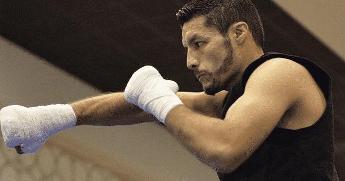 Ya está preparada la siguiente pelea de Jhonny González 6