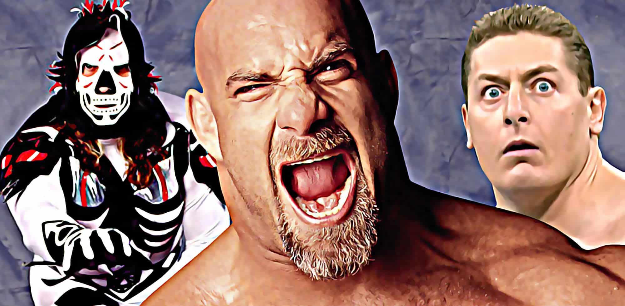 ¿Qué tan grave fue la lesión de Goldberg a LA Park en 1998? Un vistazo a esa lucha y al encuentro derecho con William Regal 7