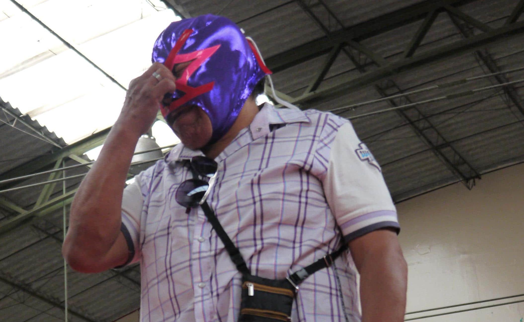 CWF: El aplauso sincero de Tizayuca hace brotar las lágrimas del más Villano. 1
