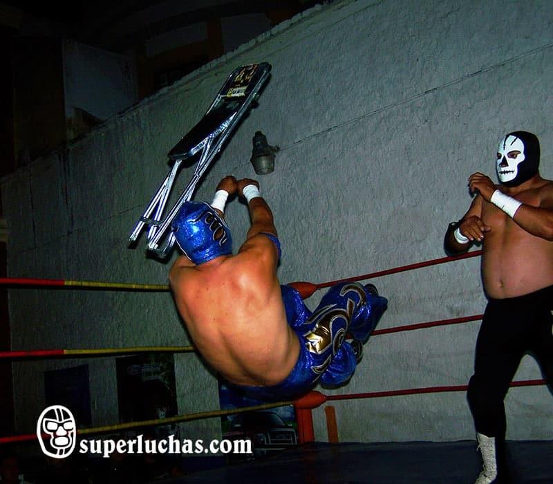 Sillazo - El rudo en la lucha libre mexicana