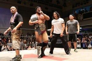 "W-1: Resultados ""Wrestle-1 Tour 2015 2nd Anniversary"" - 21/09/2015 - Manabu Soya nuevo campeón 26"