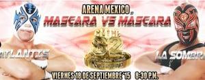 CMLL – 82 Aniversario: Las máscaras caídas han hablado: ¿Atlantis o Sombra? 42