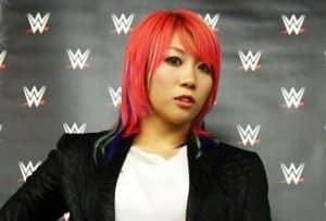 En conferencia de prensa Kana anunció firma con WWE 3