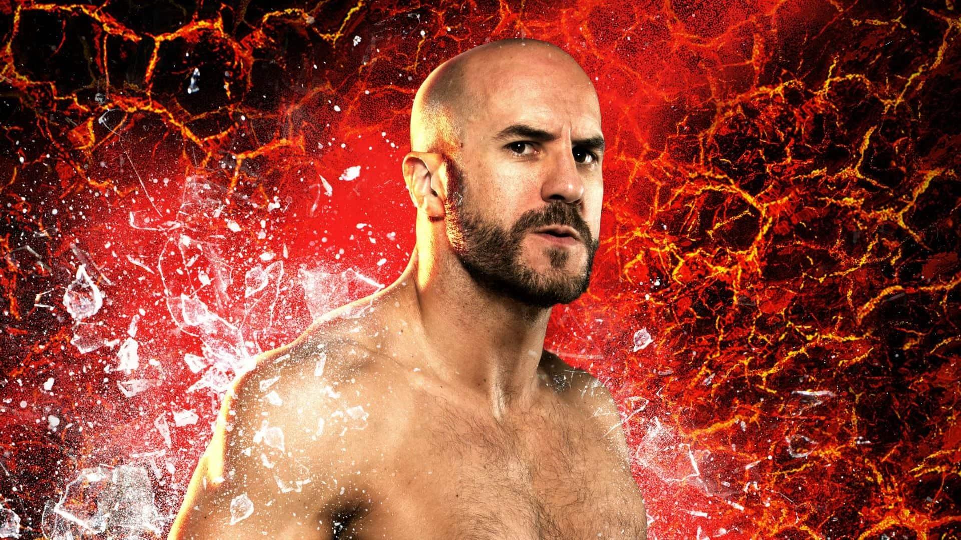 Cesaro en WWE 2K16