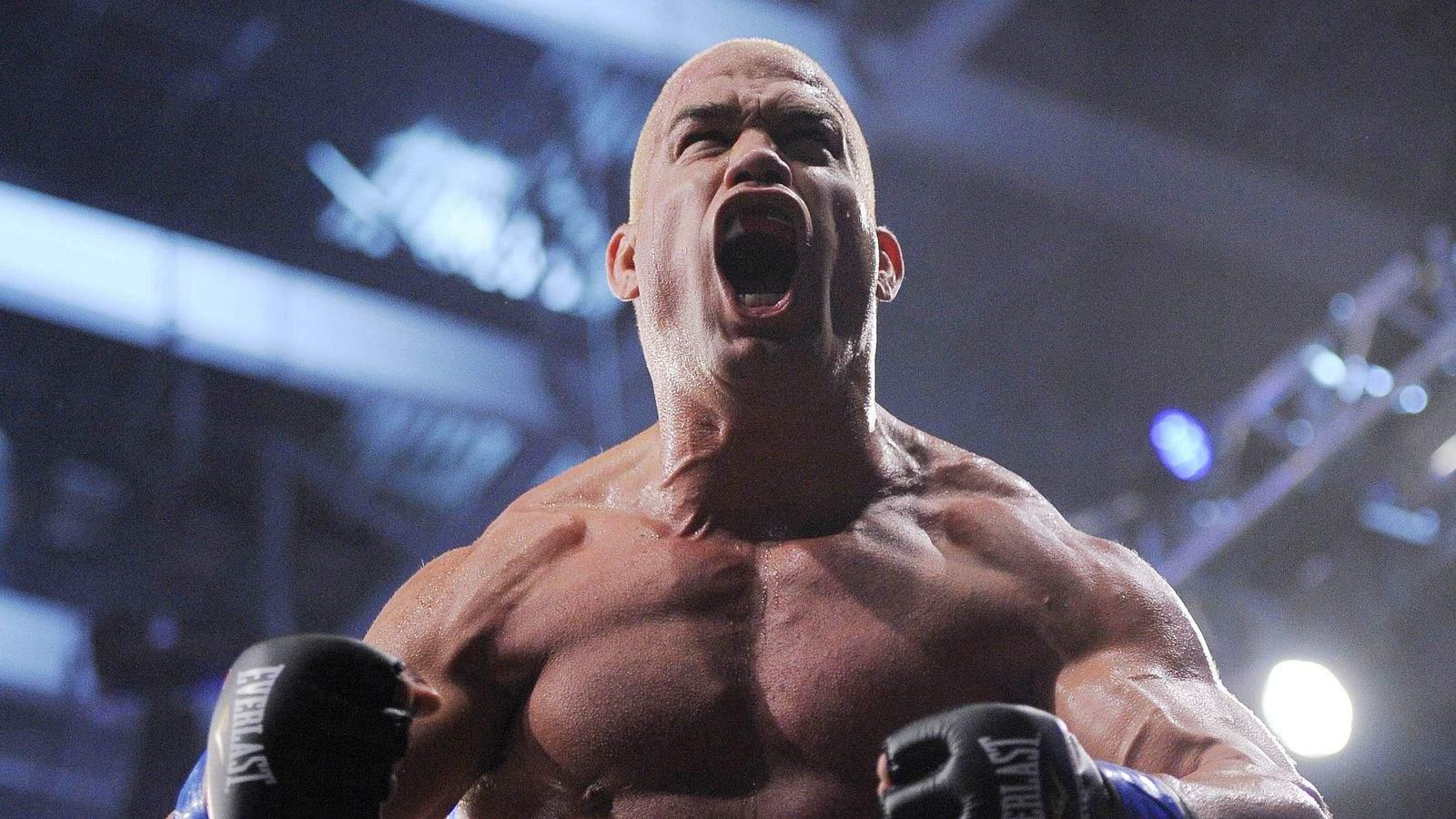 Tito Ortiz podría firmar con WWE