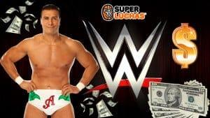 Alberto del Río y la cifra de su Contrato con WWE (Octubre, 2015) / SuperLuchas.com