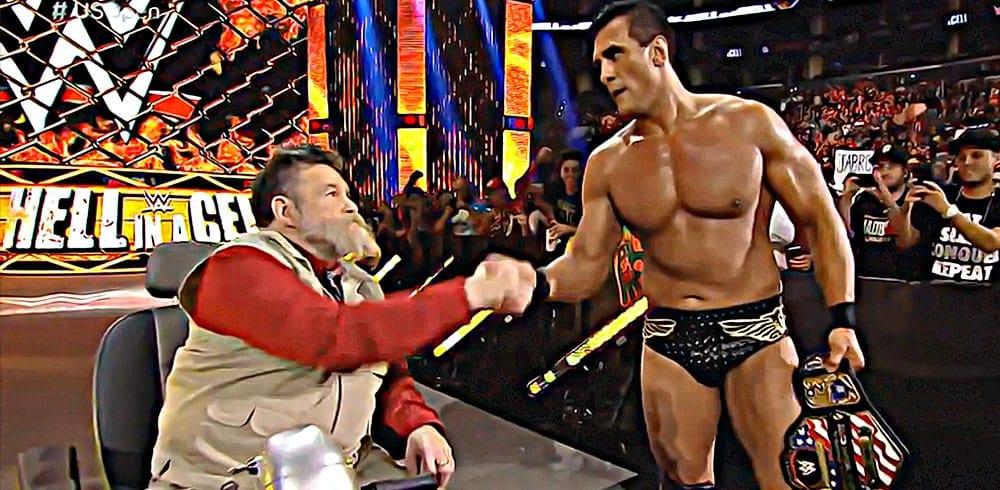 No hay ninguna alianza WWE-AAA, pero Alberto del Río podrá cumplir sus fechas independientes de noviembre 4