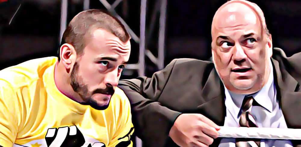 Así evitó Paul Heyman que los cánticos de CM Punk dominaran Raw 1