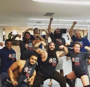 La foto que Chris Jericho tuvo que borrar de su Twitter - #yeahyeahyeah 4