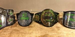 La Global Force Wrestling coronó a sus primeros campeones 9