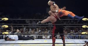 Video WWE Fury: 31 chokeslams en WWE 2