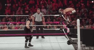 Video: Kalisto vs. Kevin Owens en RAW - 12 octubre 2015 1