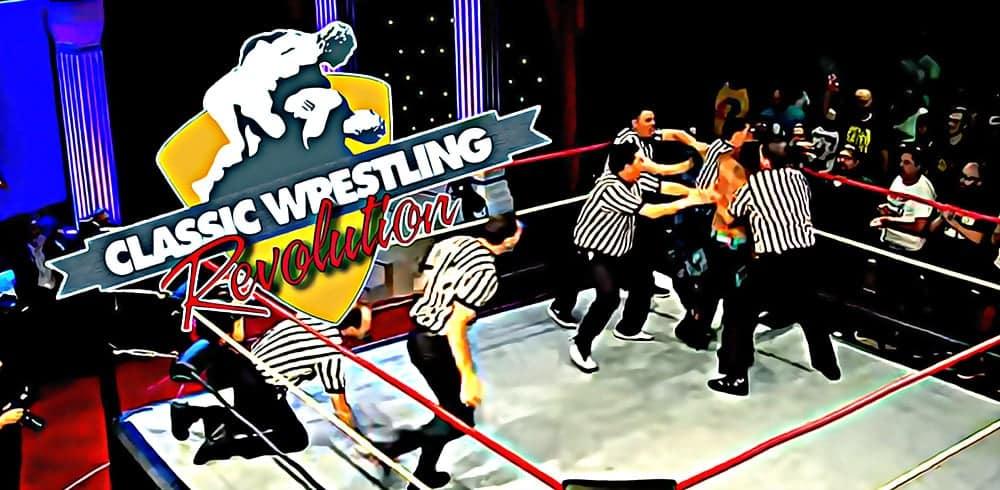 La misteriosa Classic Wrestling Revolution parece ser una realidad 1