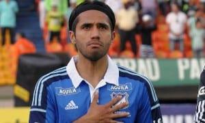 Fabián Vargas (futbolista de Millonarios en Colombia) / Futbolete.com