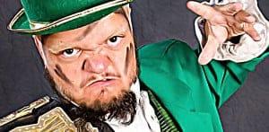 Hornswoggle y CM Punk: ¿Se saludarían? ¿Irá Punk a AEW? 1