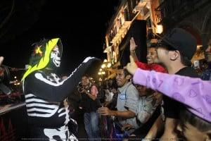 El Mórbido Fest VIII se engalana de nueva cuenta con la presencia de la Caravana Estelar 14