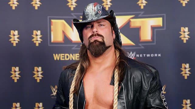 James Storm debuta en WWE NXT (08/10/2015) / WWE.com