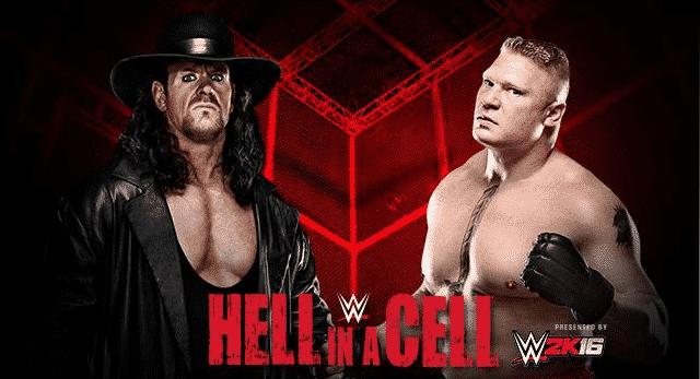 WWE Hell in a Cell 2015 (Cobertura y resultados) – The Undertaker vs Brock Lesnar en la Celda Infernal – Superluchas