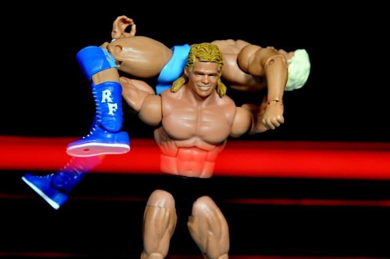 Lex Luger vs. Ric Flair