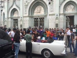 El retorno del Hijo del Santo en Todo x el Todo desde León, Gto. 5