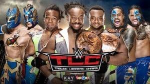 Nueva lucha agregada a TLC