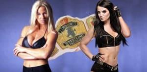 """Alundra Blayze reta a Paige: """"Sabes que mi cinturón es el título legítimo"""" — ¿Podrían enfrentarse por el Campeonato Mundial Femenil WWF? 9"""