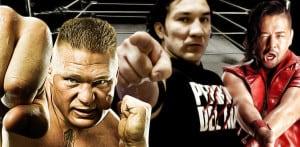Brock Lesnar, Hijo del Perro Aguayo y Shinsuke Nakamura, entre los inducidos al Salón de la Fama del Wrestling Observer 6