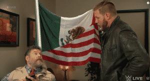 Video: Jack Swagger confronta a Zeb Colter sobre MexAmerica en Raw - 2 noviembre 2015 6