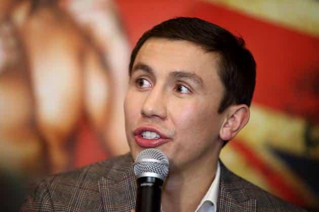 Gennady Golovkin habla sobre Cotto vs. Canelo 1