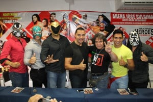 El evento del año en Monterrey: Héroes Legendarios 2