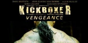 Primeras imágenes de Batista en Kickboxer: Vengeance, donde comparte créditos con Jean-Claude Van Damme, Georges St-Pierre y Gina Carano 4