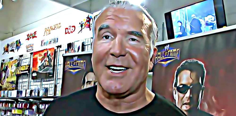 Una reciente lucha de NXT tuvo a Scott Hall de productor 1