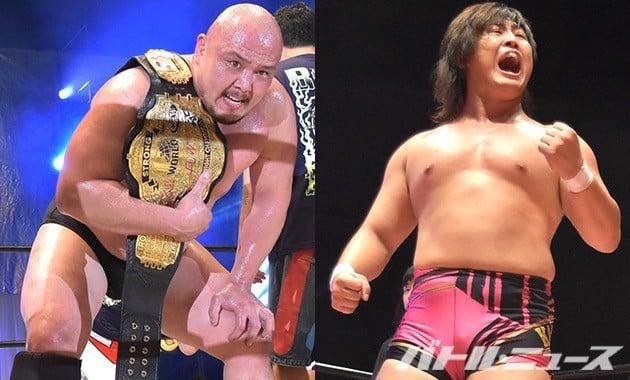 """BJW:  Cartel completo para """"Big Japan Death Vegas 2015"""" - 20/12/2015 - Yuji Okabayashi expone el máximo título de la empresa 27"""