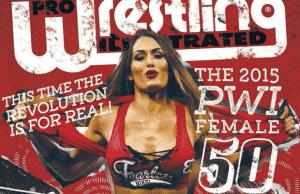El PWI Female 50 completo, Sexy Star entre las mejores. 1