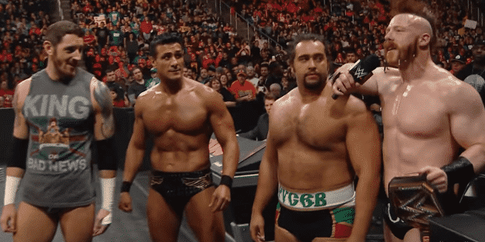 The Protagonists Of The Week At Wwe November 29 To December 5 2015 Superlights