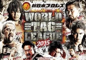 """NJPW: Participantes y Calendario de encuentro para el torneo """"World Tag League 2015"""" 21"""