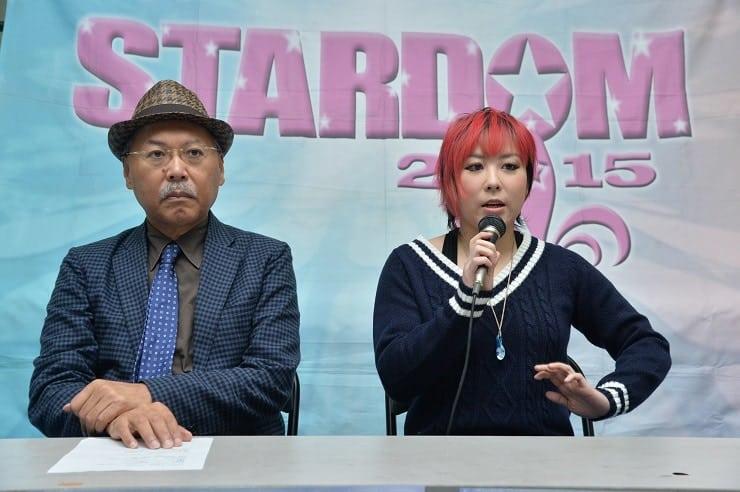 Stardom: Act Yasukawa anuncia su retiro de la lucha libre 6