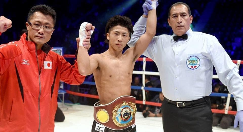 Naoya Inoue vence a David Carmona en Japón 11