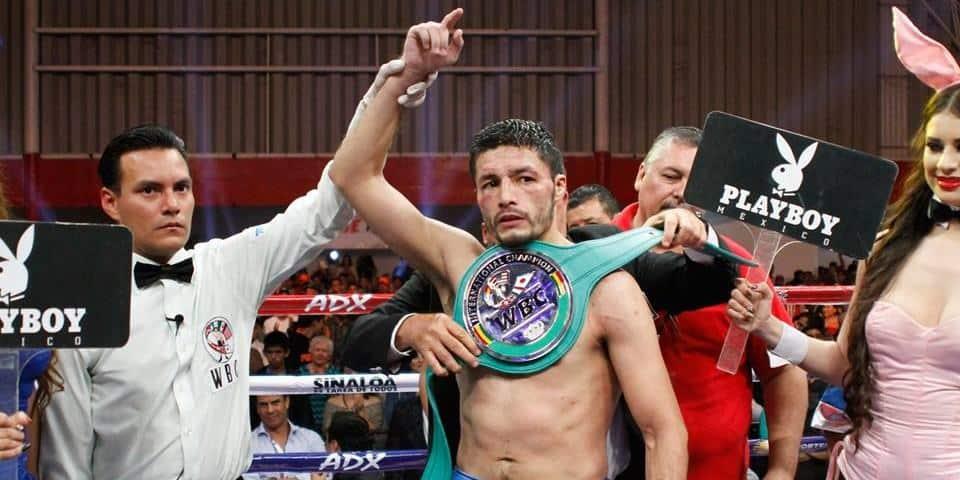 Jhonny González volvió a la senda del triunfo en Los Mochis 5