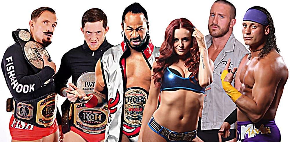 WWE está interesada en firmar a varios elementos de ROH, incluyendo al actual campeón, Jay Lethal, y a Maria Kanellis 1