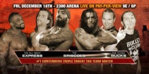 Ring of Honor anuncia nuevos combates para Final Battle 2015: Tres parejas lucharán por un combate titular 11