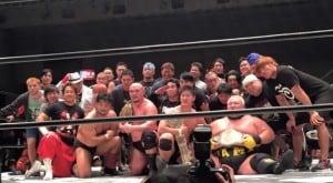 """BJW: Resultados """"BJW in Korakuen Hall"""" - 30/12/2015 - Ryota Hama y Hideyoshi Kamitani, nuevos campeones de parejas 2"""