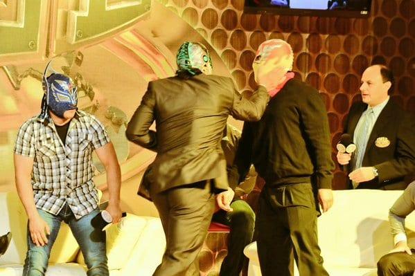 """CMLL: Se anuncia """"Infierno en el Ring"""", """"Sin Piedad"""" y la """"Copa Jr."""" 1"""