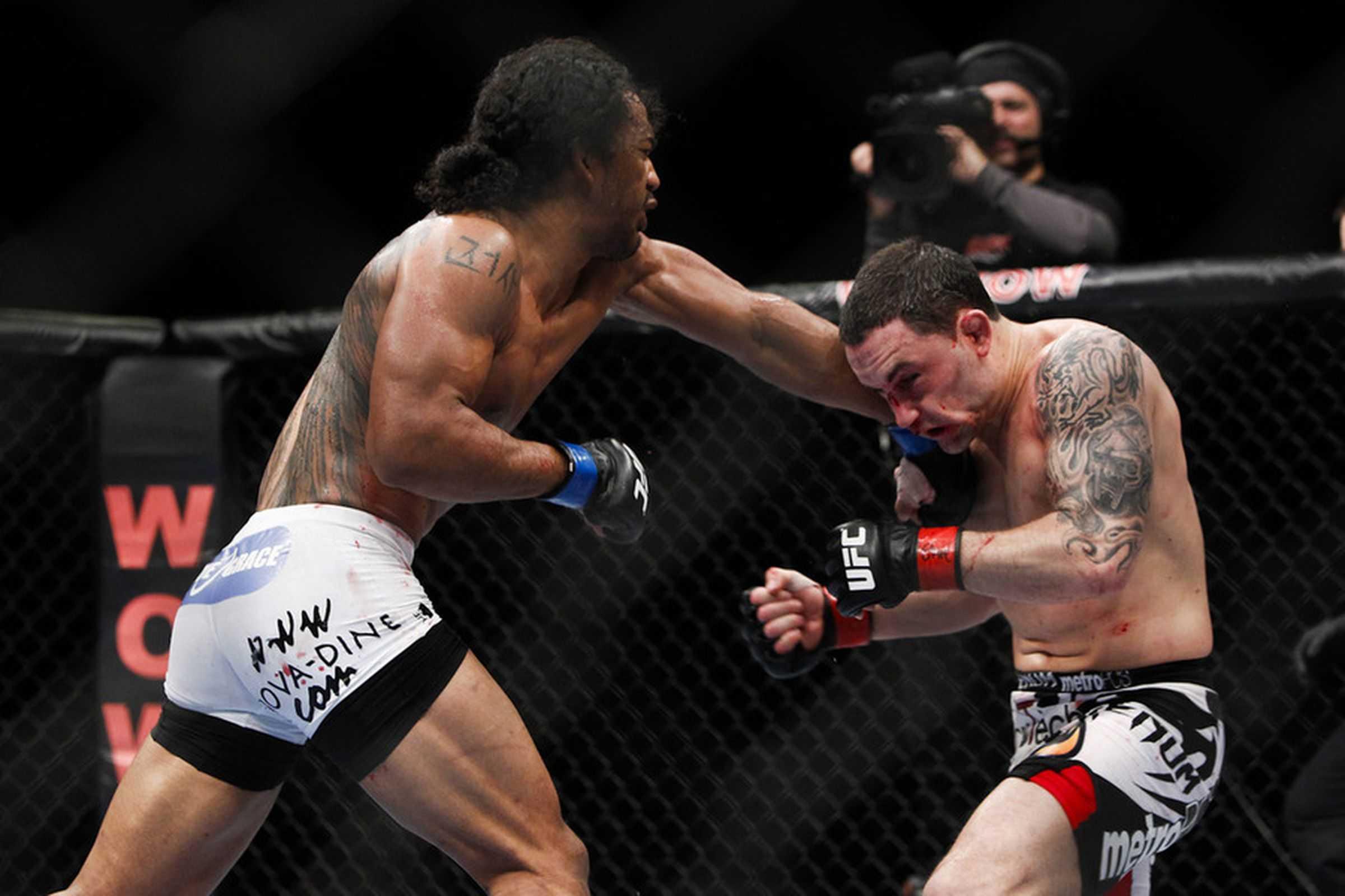 Benson Henderson quiere hacer su regreso a Bellator MMA este verano 3
