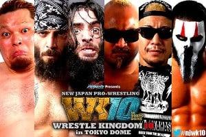 """NJPW: Noticias """"Wrestle Kingdom 10"""", listos los Briscoe Brothers, se anuncia la mesa de comentaristas en inglés 2"""